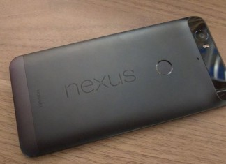 Google Nexus 6P Graphite