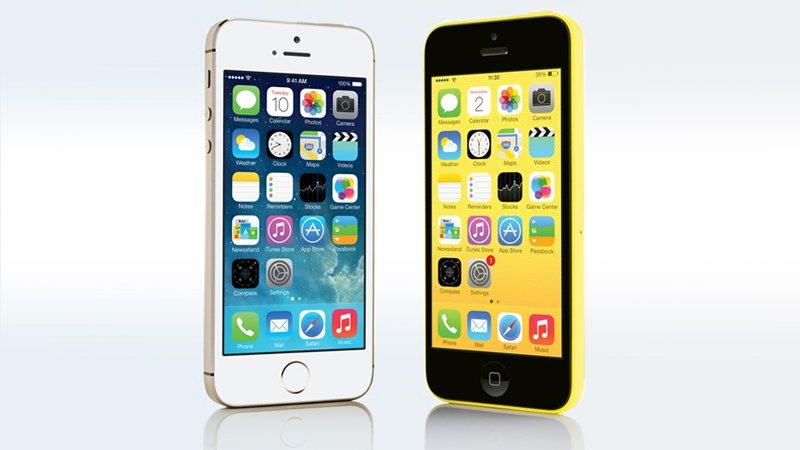 meilleur iphone entre ihone 5s et 5c