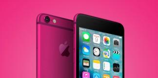 iPhone 6C en rose