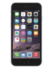 iphone 6 16go gris sideral