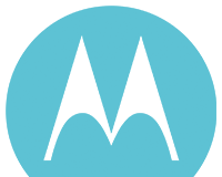 Le logo de Motorola