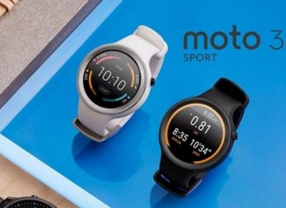 Montre Motorola Moto 360 Sport