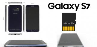 samsung galaxy s7 carte micro sd