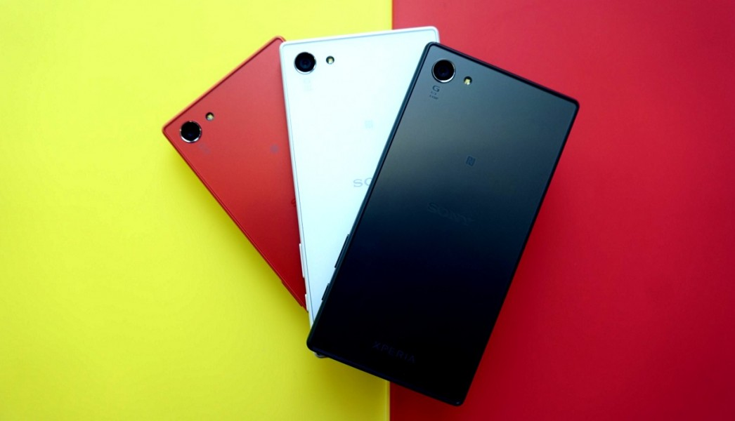 sony xperia z5 compact fluo