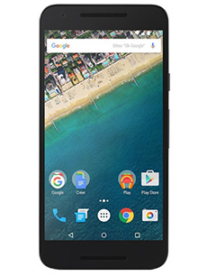 telephone google nexus 5x 16go carbone