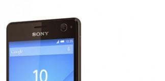 Sony Xperia C4 Noir