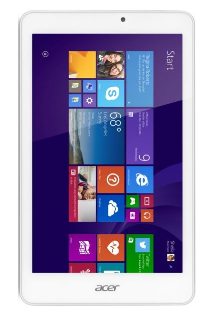 Acer iconia W1 810