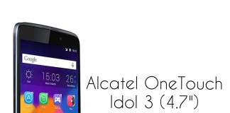 Alacatel One Touch Idol 3