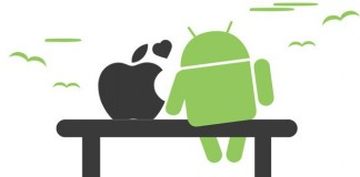 Apple & Android