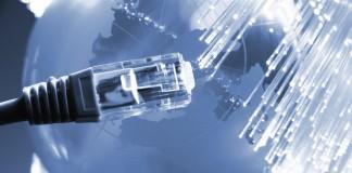 câble d'accès internet