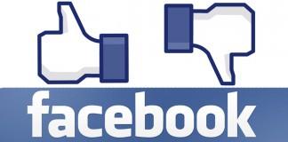 Facebook J'aime pas