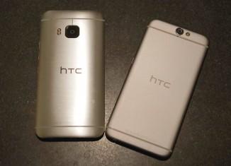 HTC One A9 et M9