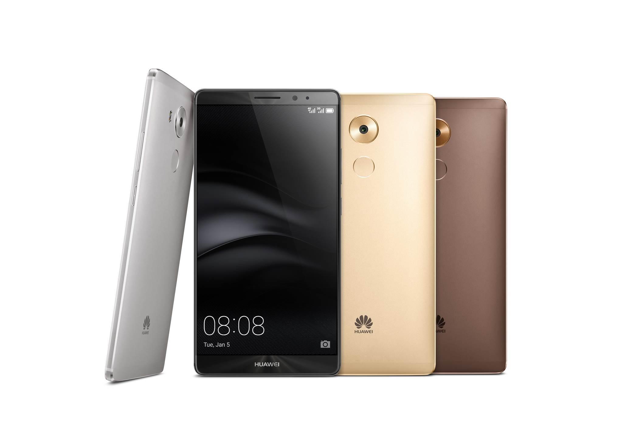 Huawei Mate 8, quelle est sa couleur au meilleur prix ...