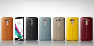 LG G4 version cuir