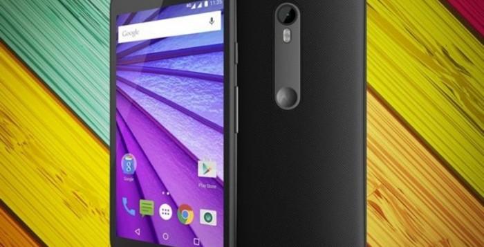 Motorola Moto G 4G 3ème génération