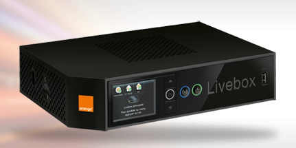 Nouvelle LiveBox