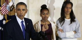 Obama et ses filles