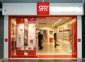 Enseigne SFR