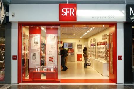SFR a tellement cartonn� � No�l, que son syst�me informatique n'a pas surv�cu