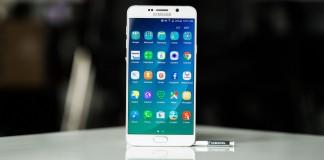 Samsung Galaxy Note 5 en Blanc