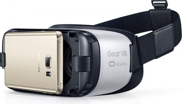 Samsung Galaxy S7 Gear VR