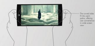 Smartphone Delta V concept