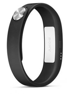Sony SmartBand SWR10 Noir