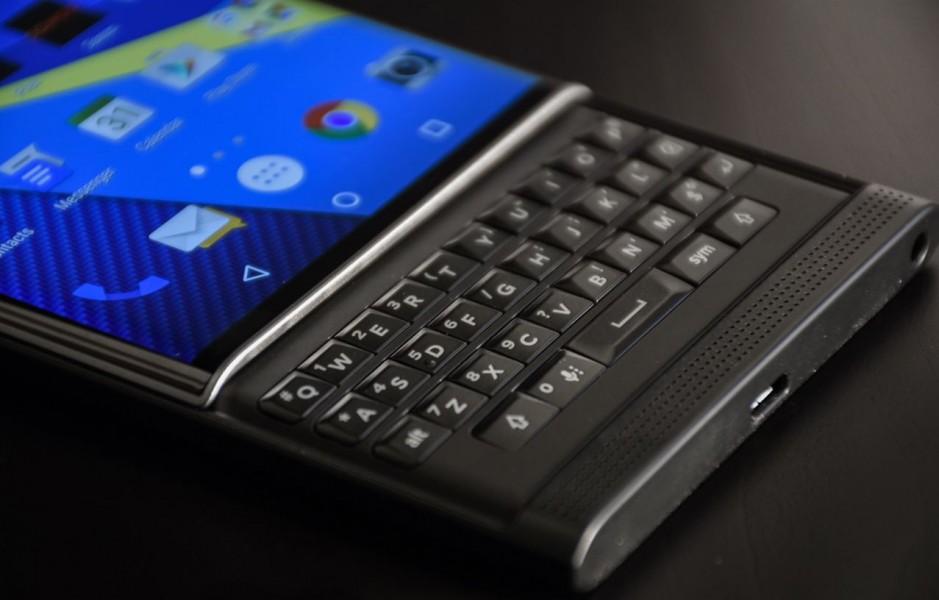 blackberry priv écran incurvé$