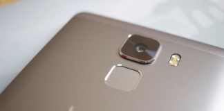 honor 7 capteur or