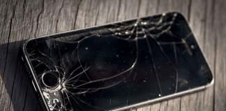 iphone 6 écran cassé