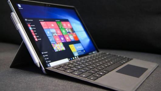 Microsoft Surface Pro 4: une nouvelle mise � jour !