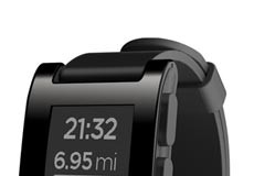 montre pebble smart watch
