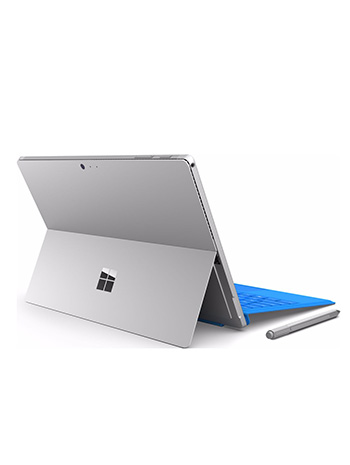 Microsoft Surface Pro 4 Argent