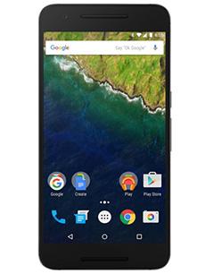 telephone google nexus 6p 64go graphite