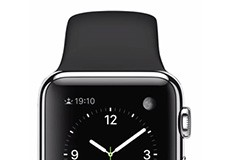 Apple Watch Acier 38mm Bracelet Sport