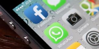 pplication Whatsapp et Facebook