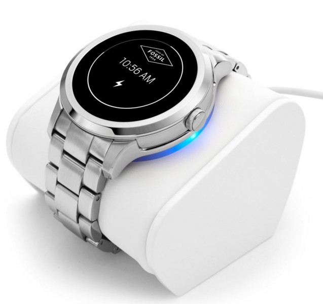Fossil Q Founder dock de recharge