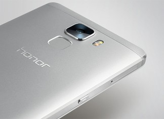 Honor 7 Silver