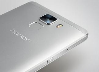 Honor 7 Silver