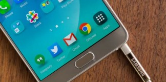 Samsung Galaxy Note 5 mise a jour android marshmallow