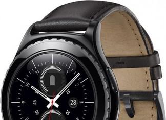 Samsung Gear S2 Classic couleur Noir