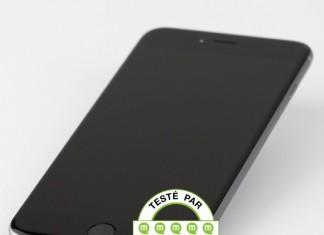Test de l'iPhone 6 Plus