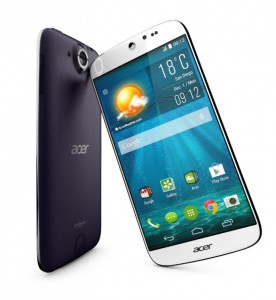 Test du Acer Liquid Jade S