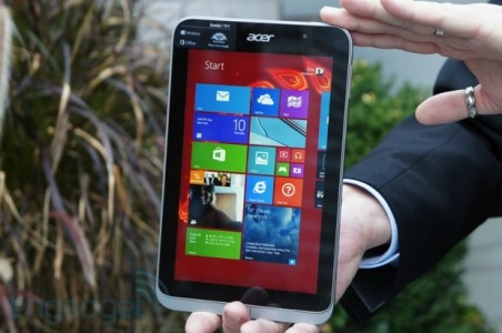 Test Acer Iconia W4 Tablet