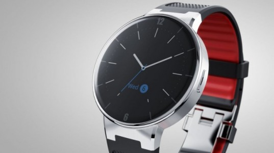 Test Alcatel One Touch Watch