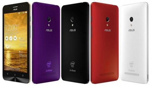 Test Asus Zenfone 5