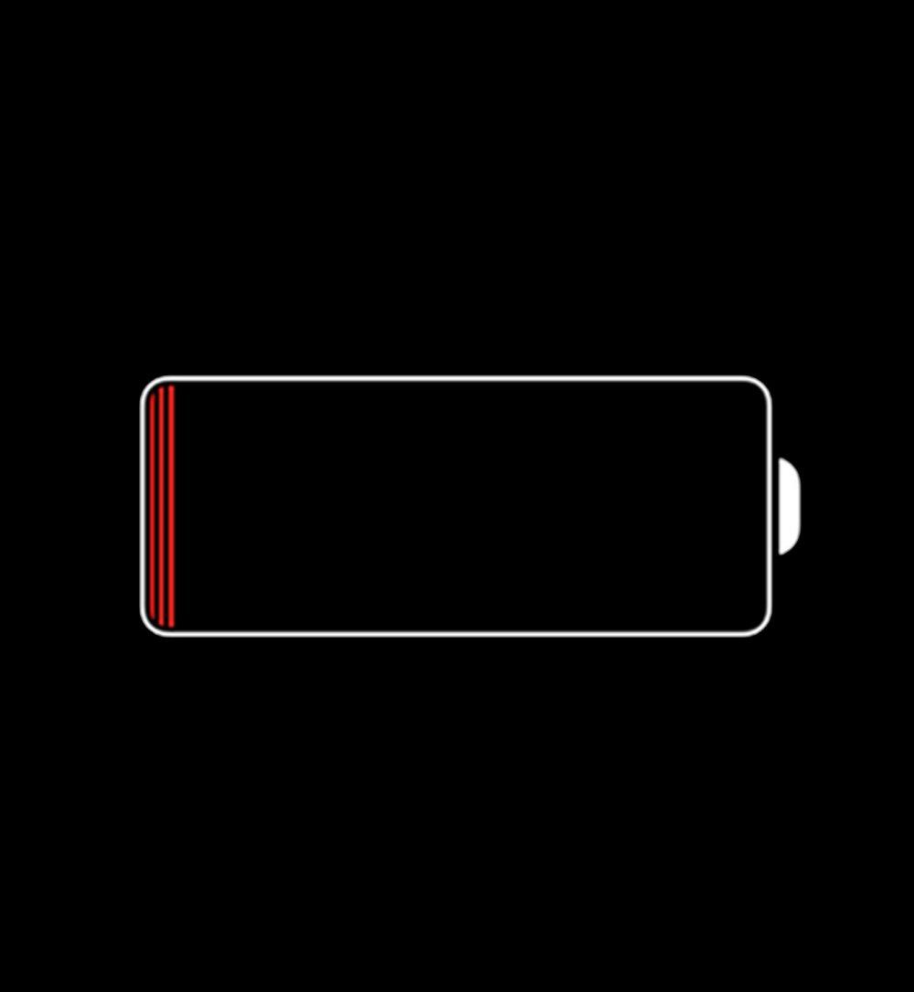 Iphone  Probleme Batterie
