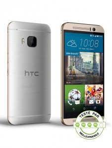 Test du HTC One M9