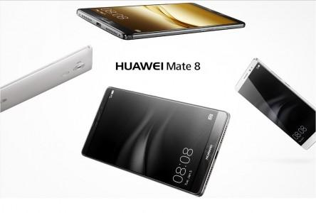Test Huawei Mate 8 , la bombe chinoise