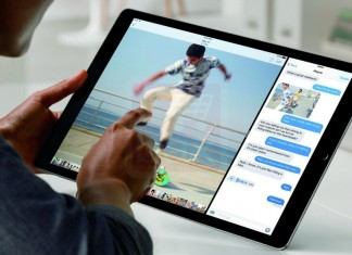 iPad Pro uitilisation multitâche